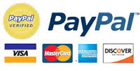 set of credit cards that paypal can clear