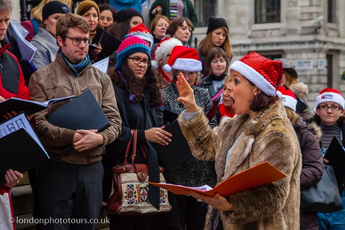 Christmas Carols at St Martin's in the Field Church