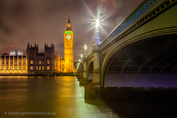 Architecture Photography Course night photography tour | expert tuition | london courses