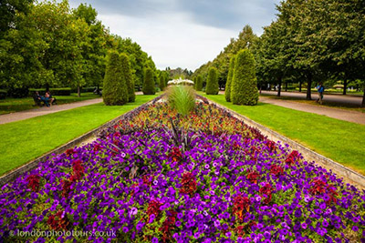 Regents Park Tour London