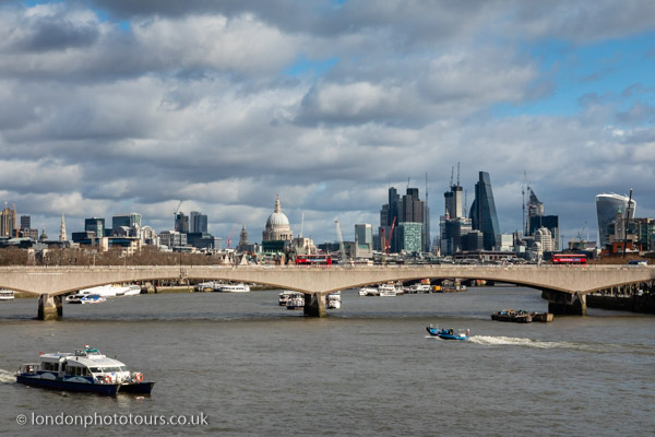 London South Bank Photography Tour