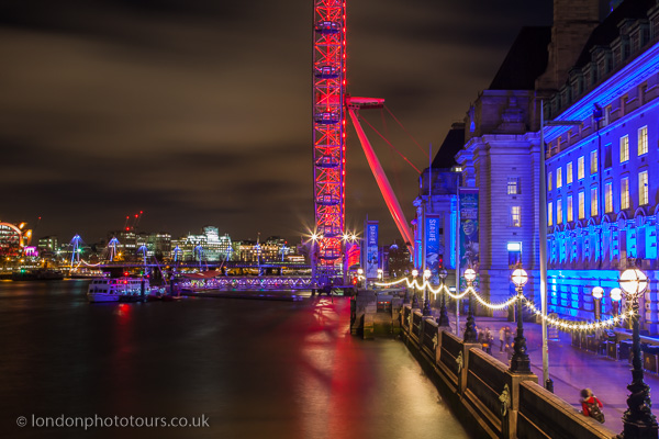 Night Photography Tour London