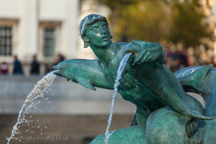Trafalgar Square Mermaid