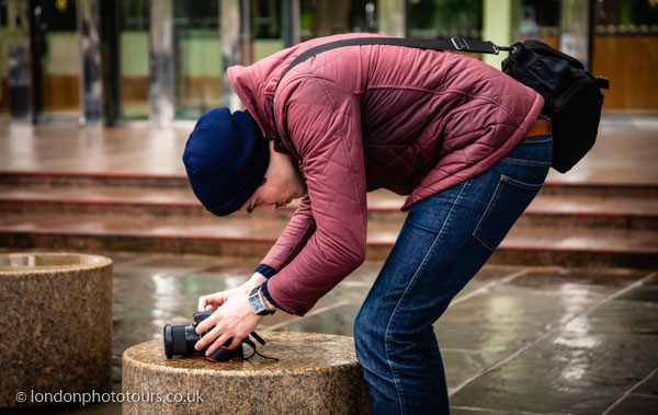 London Beginner Photography Workshop