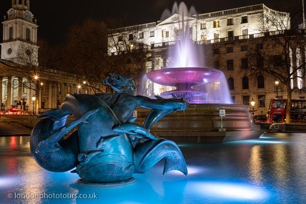London Night Photo Tour