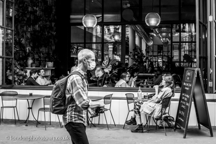 London Street Photography Course